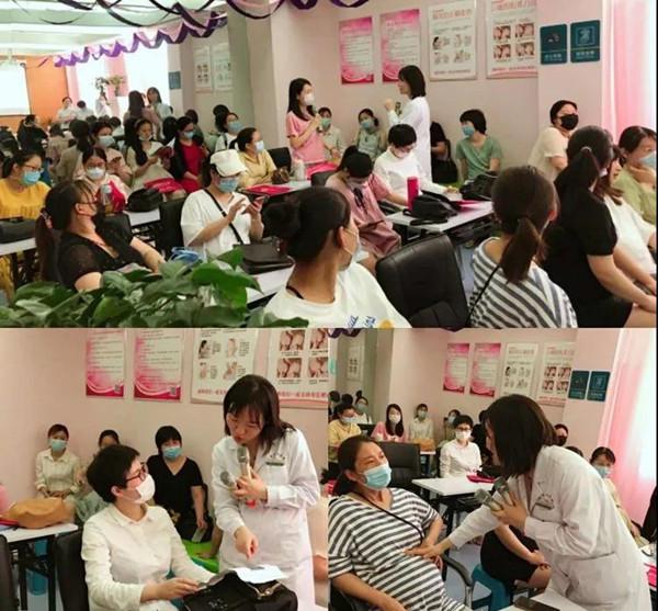 邓州市中心医院孕妇学校开学啦