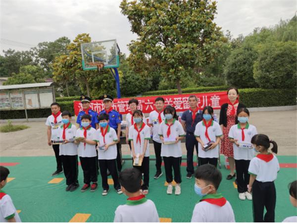 漯河城管开展驻村慰问 党建引领提升乡村振兴融合发展