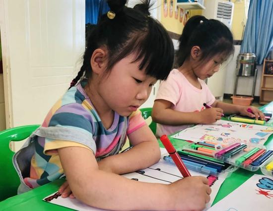 """游戏相伴 爱中成长——驻马店市实验幼儿园举办庆""""六一""""主题活动"""