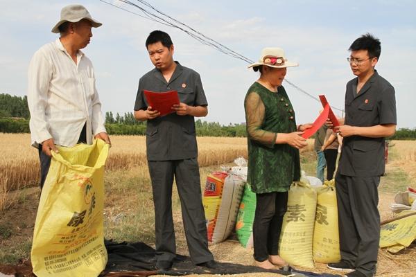 社旗法院开展保护生态环境法治宣传活动