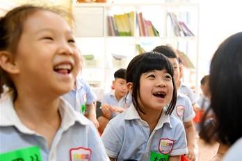 河南省郑州市幼儿园陆续开学