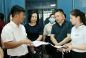 太康县市场监管局来睢县考察学习省级食品安全示范县创建工作