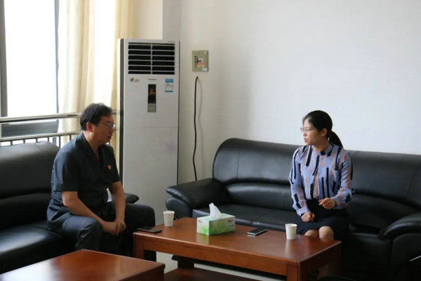 全国人大代表赵昭到南召法院调研扫黑除恶和诉源治理工作