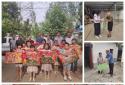 新野县汉城街道:扶贫路上心连心  结对帮扶显真情