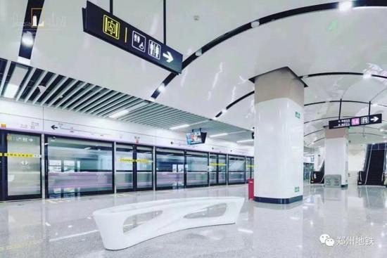 总投资211.58亿元!郑州地铁7号线本月开工,将途经这些路线