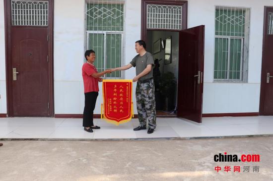 汝南县板店乡乡长池红军:热心为民受称赞