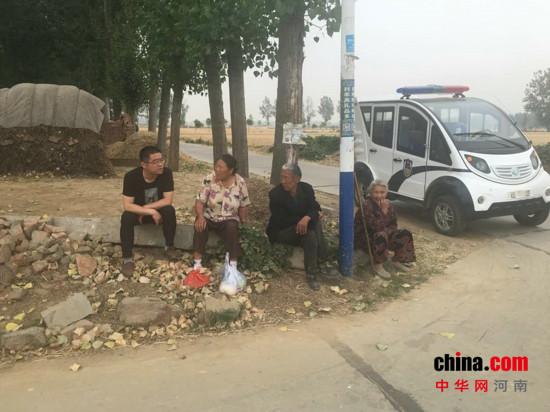 汝南县王岗镇:开展民意调查 全力提升群众安全感和政法满意度