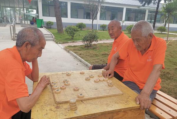 邓州市十林镇兜底保障让贫困老人生活无忧