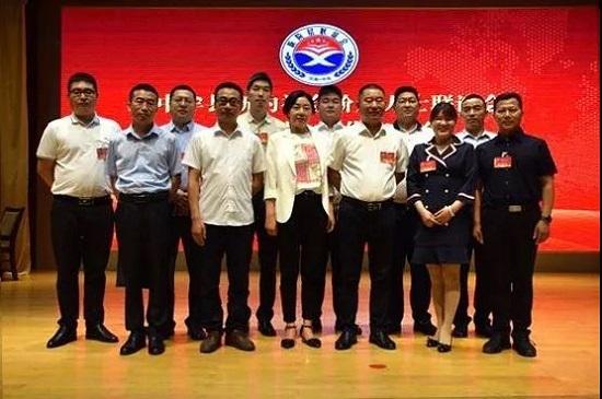 郑州市中牟县成立新的社会阶层人士联谊会