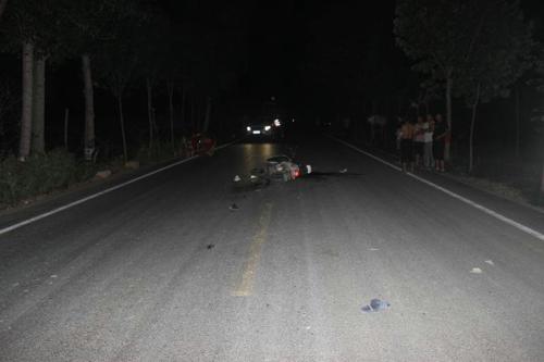 武陟交警开辟绿色通道救助事故伤员受称赞