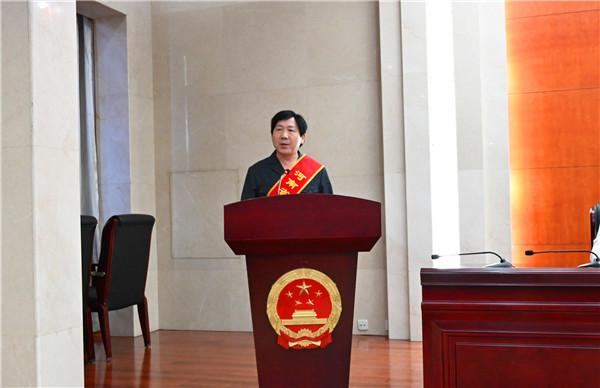 南阳高新区法院院长何志获评河南省中青年法学家