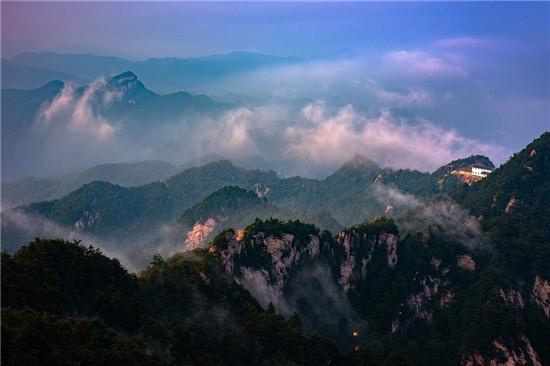 未来几天!白云山要上演壮观奇景!