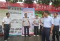 驻马店泌阳县林业局着力开展林业防灾减灾宣传