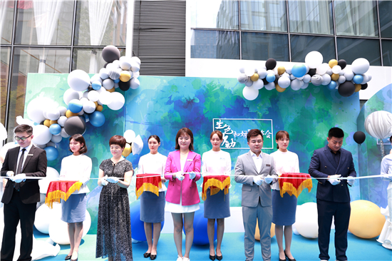 """生色欲动,""""和妍+""""医疗美容开业发布会在郑州举行"""