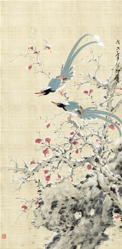 展讯:首夏清和 —— 中国画名家邀请展明日在金秋美术馆开幕