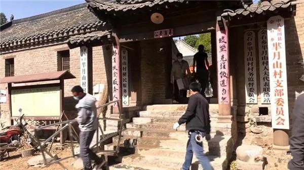 著名导演高希希新片到南阳鑫磊森林湖取景