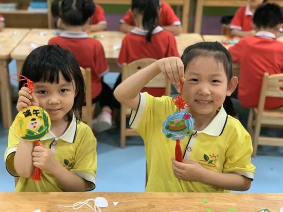 悠悠民俗风 浓情端午情  驻马店市实验幼儿园开展端午节系列活动