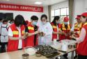 共度端午,周口太康17家省市级文明单位开展包粽子送爱心活动