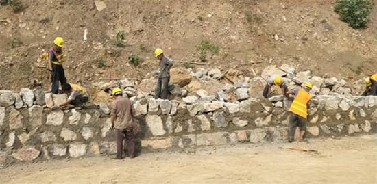 """三门峡义马市交通运输局:""""端午""""假期全员在岗 全力推进项目建设"""
