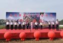 南阳市第十八完全学校开工典礼在红泥湾镇举行