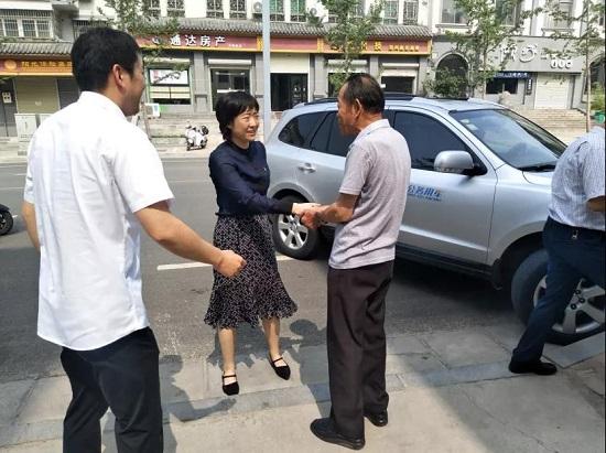 郑州市各县(市、区)统一战线开展七一活动喜迎党的生日
