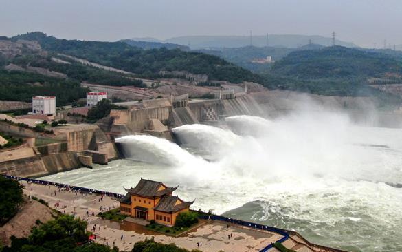 自7月1日起 黄河正式进入汛期