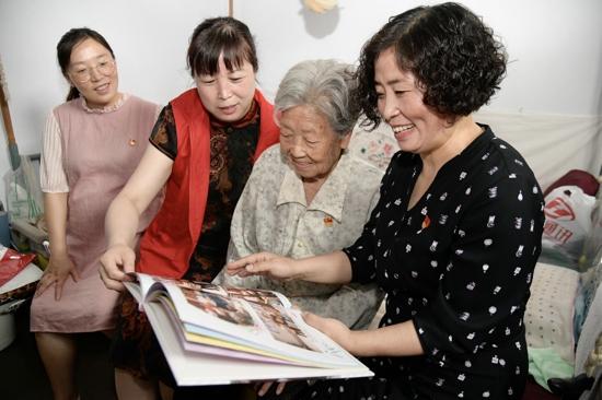 """义马市工信科技局开展""""庆七一""""红色学习教育活动"""
