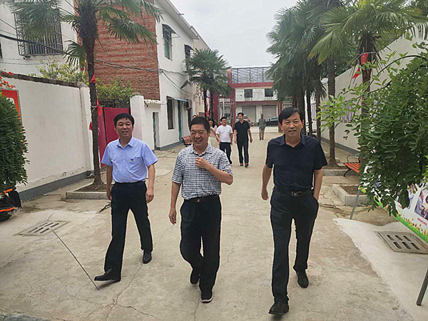 河南邓州市夏集镇敬老院: 公建民营结硕果 特困老人笑开颜