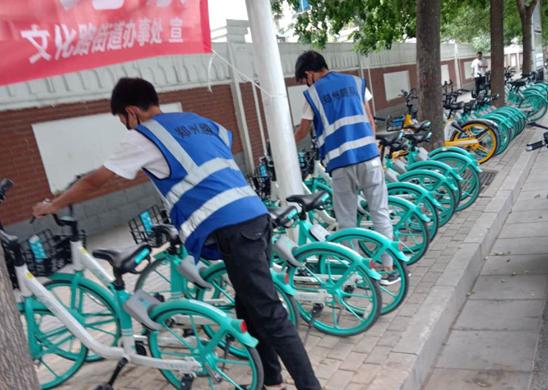 郑州市文化路街道创卫复审工作再添新举措