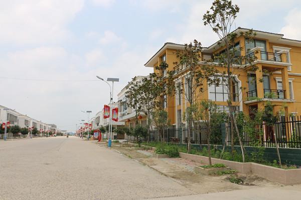 河南邓州市构林镇:改善人居环境  助力脱贫攻坚