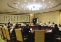 驻马店市驿城区委常委集体学习《河南省贯彻〈中国共产党政法工作条例〉实施细则》
