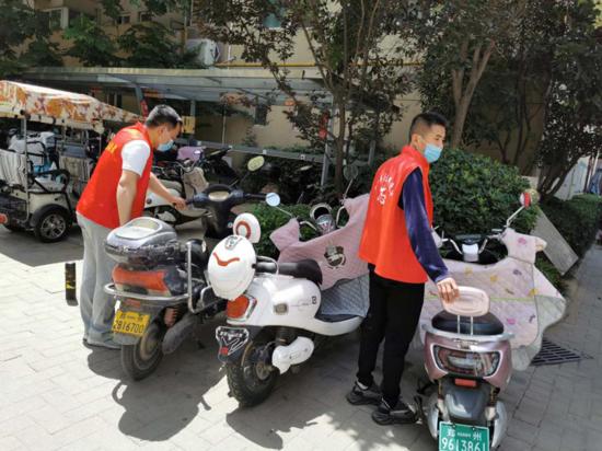 郑州市丰庆路街道坚持四项举措 持续巩固创卫复审整治提升效果