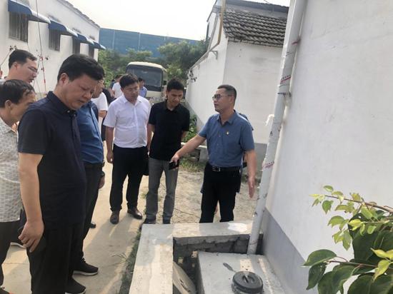 遂平县石寨铺镇:创新改厕模式大幅提高改厕率和群众满意度