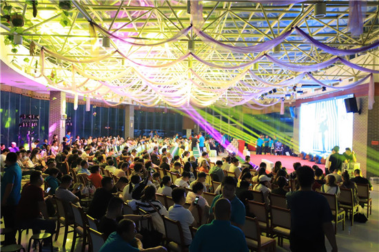 清凉一夏,暑期狂欢 栾川重渡沟第十二届音乐啤酒节盛大开幕!