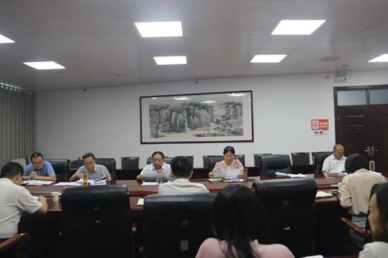 鹤壁市召开统一战线联席会议