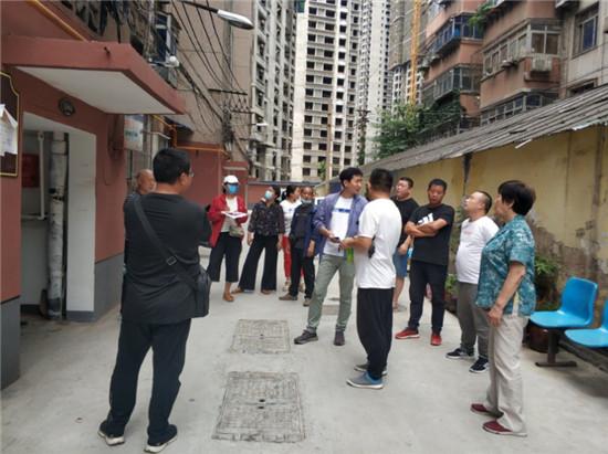 南阳路街道丰乐社区:老旧楼院改造换新颜 居民群众齐点赞