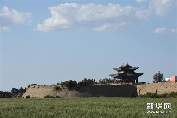 """做好文物保护 新疆持续修缮巴里坤清代""""汉满""""两城"""