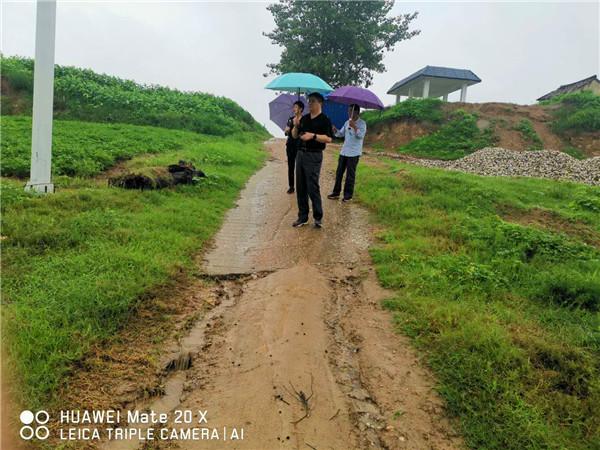 河南省唐河县苍台镇:以雨为令 闻汛而动 全力做好防汛救灾准备工作