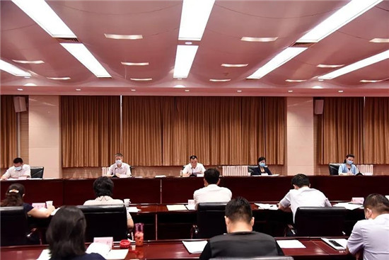 郑州市召开全市年中统一战线工作推进会