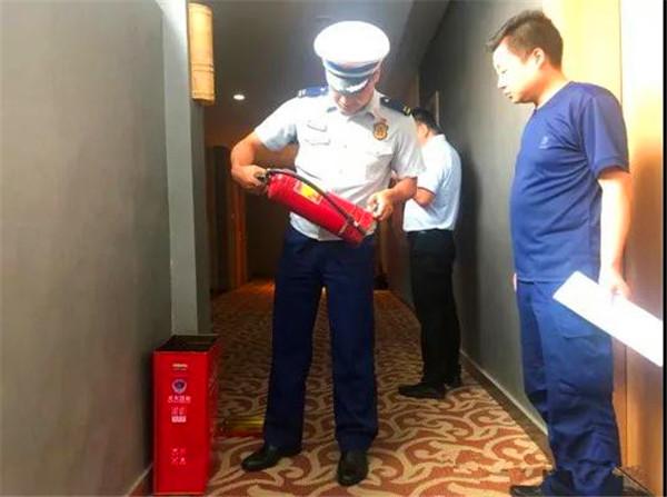 南阳支队开展中考前消防安全检查 为莘莘学子保驾护航