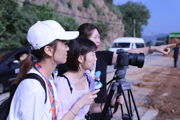 河南三门峡:影视人用镜头定格黄河神韵