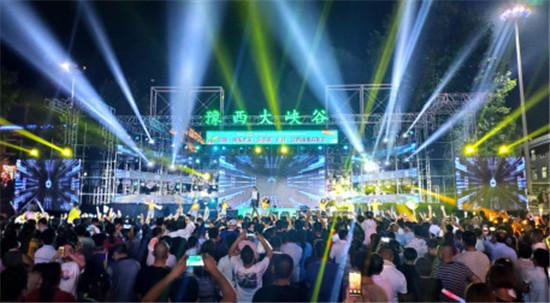 第二届卢氏·企鹅山水音乐节强势来袭!再掀夏季音乐狂欢!