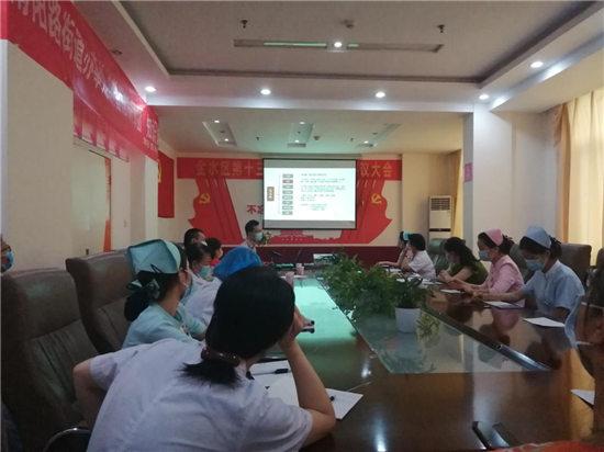 郑州南阳路街道丰乐社区开展《民法典》法律知识专题讲座