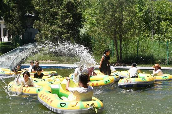 鸡冠洞第四届清凉狂欢季来袭  暑期主题活动乐趣满满