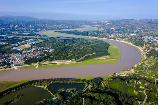 河南三门峡:山翠水秀 像一幅情醉西楼的画卷