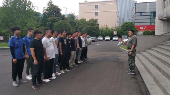 郑州市石佛办事处闻讯而动 奋勇作为 全方位做好防汛排涝工作