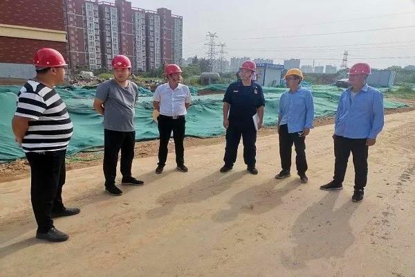 南阳市住建局、市消防支队联合开展建设工程施工消防安全排查整治行动