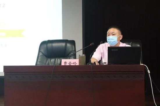 """漯河城管为信息宣传""""输血"""" 为全面推进信息化""""助力加油"""""""