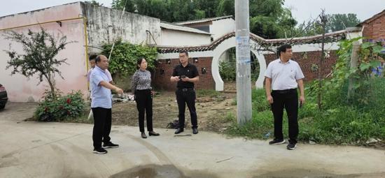 遂平县石寨铺镇:防汛排涝无小事  扎实推进保秋收