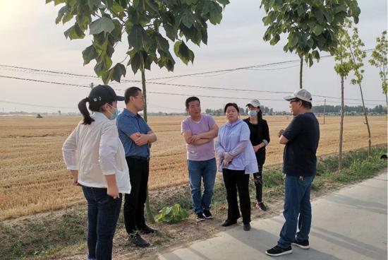 遂平县石寨铺镇纪委:争当新时期村务监督的好三员 助力监督提质增效